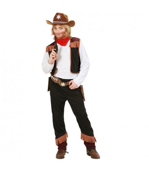 Travestimento Cowboy bambino che più li piace