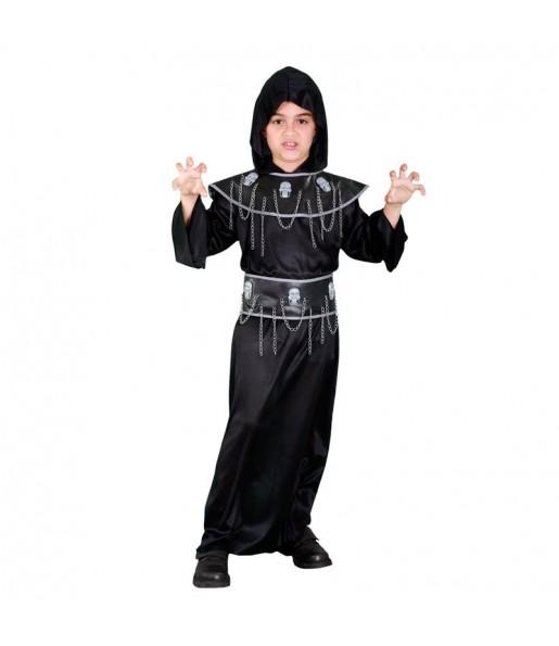 Travestimento Morte demoniaca bambini per una festa ad Halloween