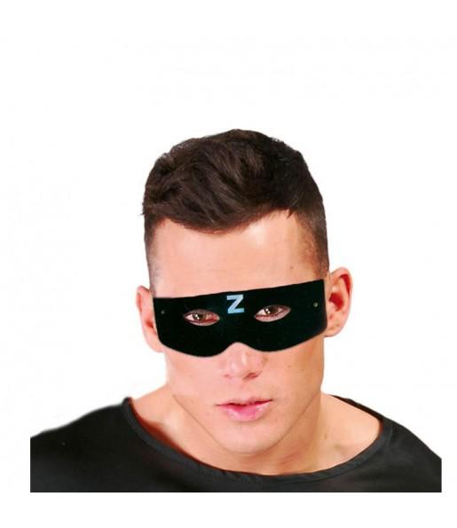 Maschera Zorro per poter completare il tuo costume Halloween e Carnevale