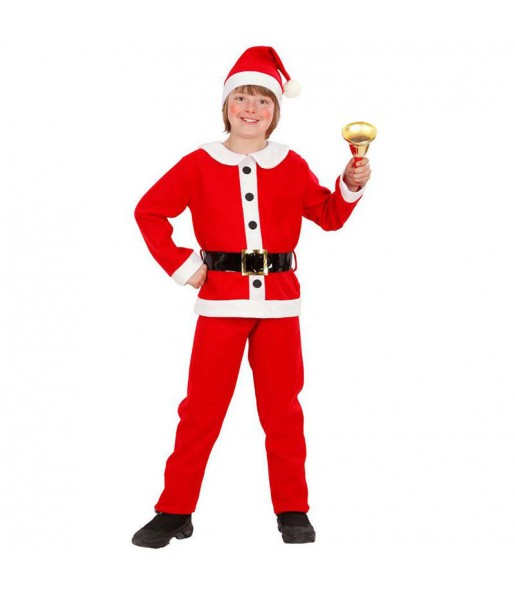 Travestimento Babbo Natale bambino che più li piace