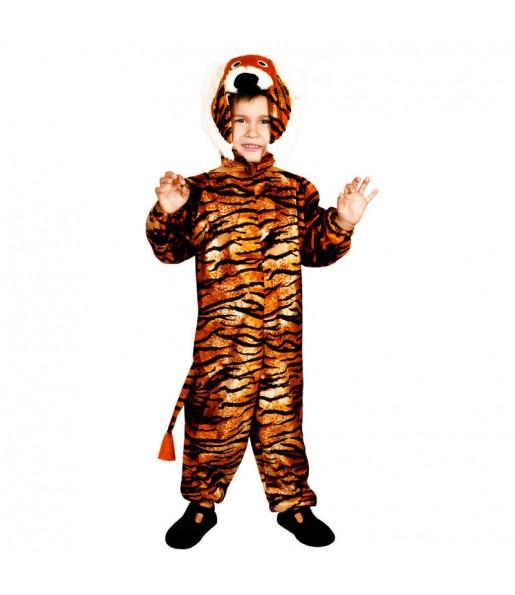 Travestimento Tigre selvaggio bambino che più li piace