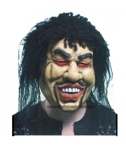 Maschera latina per poter completare il tuo costume Halloween e Carnevale