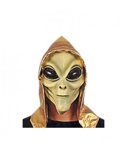 Maschera aliena per poter completare il tuo costume Halloween e Carnevale