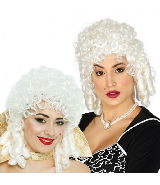 La più divertente Parrucca vintage Maria Antonietta per feste in maschera