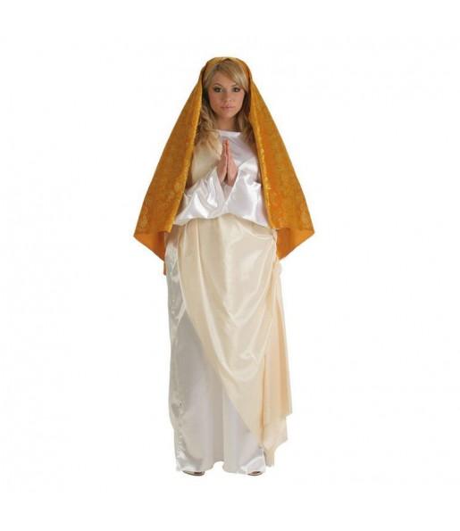 Travestimento Vergine Maria donna per divertirsi in Natale