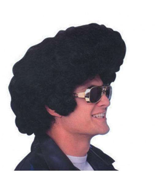 La più divertente Parrucca Elvis Presley per feste in maschera