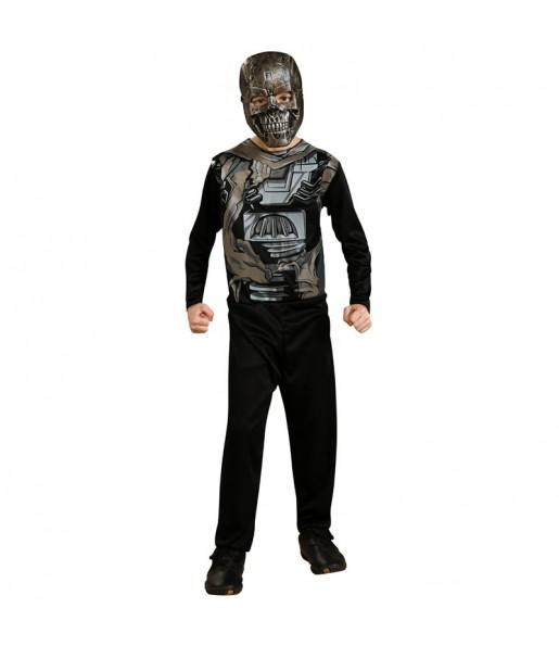 Travestimento Terminator Salvation™ bambino che più li piace