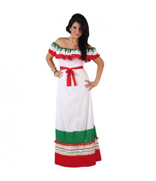 Travestimento Messicana Tijuana donna per divertirsi e fare festa