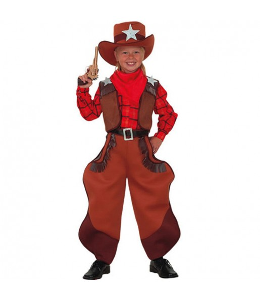 Travestimento Cowboy occidentale bambino che più li piace