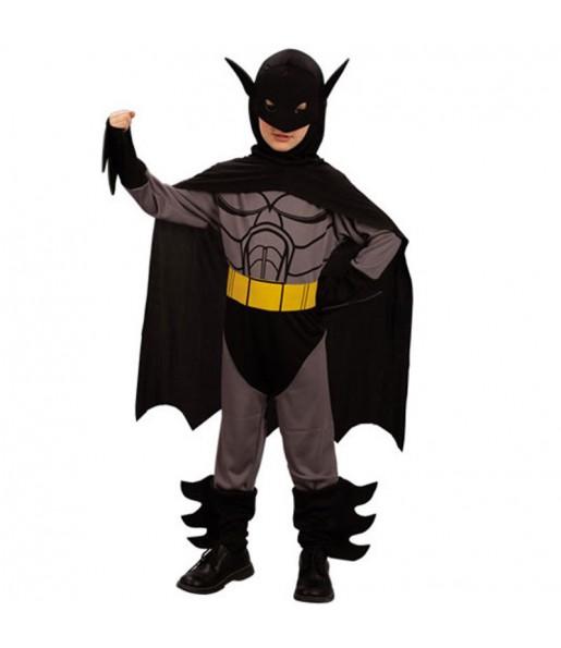 Travestimento supereroe pipistrello bambino che più li piace