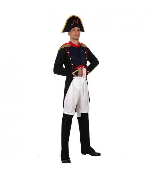 Travestimento Napoleone adulti per una serata in maschera