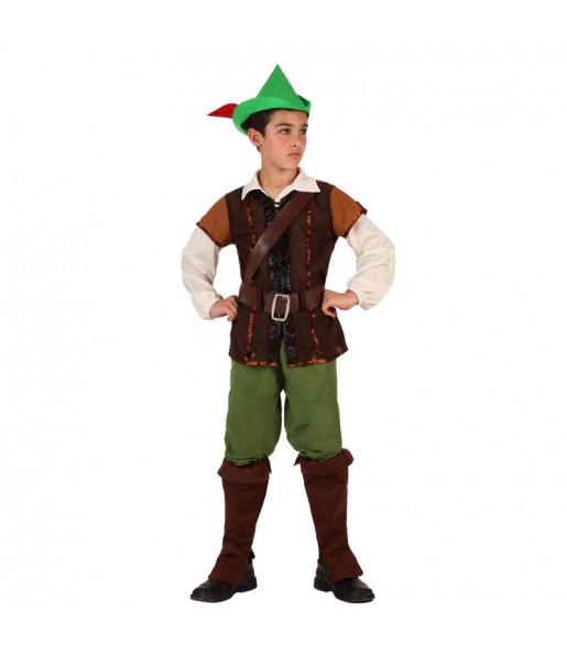 Travestimento Robin della foresta bambino che più li piace
