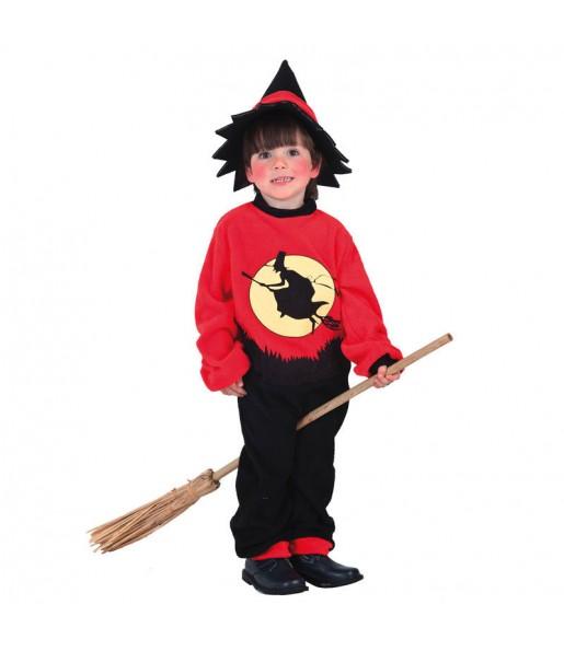 Travestimento Stregone bambini per una festa ad Halloween