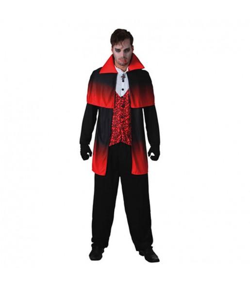 Travestimento Re Vampiro adulti per una serata ad Halloween