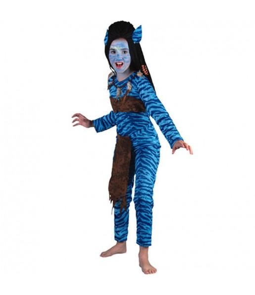 Travestimento Avatar bambina che più li piace