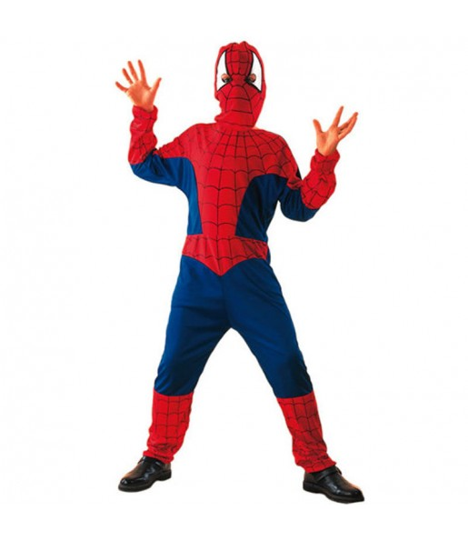 Travestimento bambino Spider hero bambino che più li piace