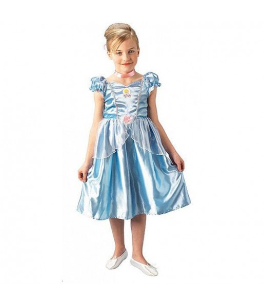 Travestimento Cenerentola - Disney ™ bambina che più li piace