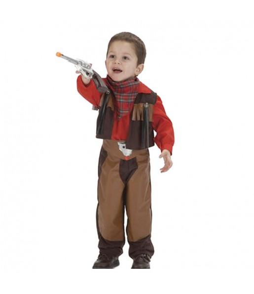 Travestimento Cowboy deluxe neonato che più li piace