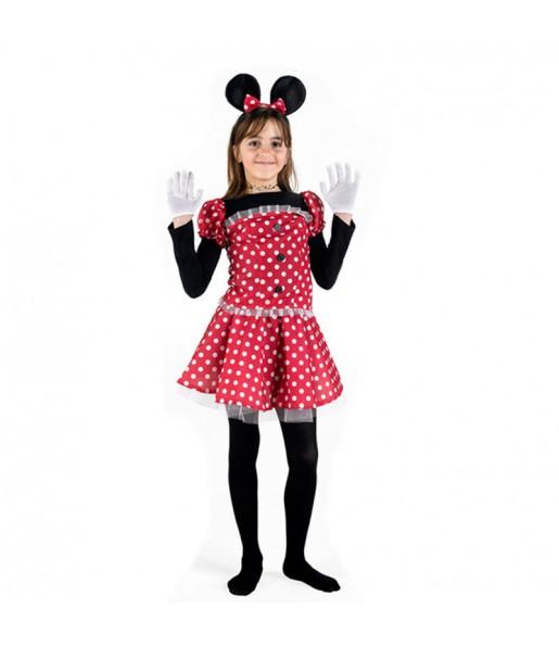 Travestimento Minnie bambina che più li piace