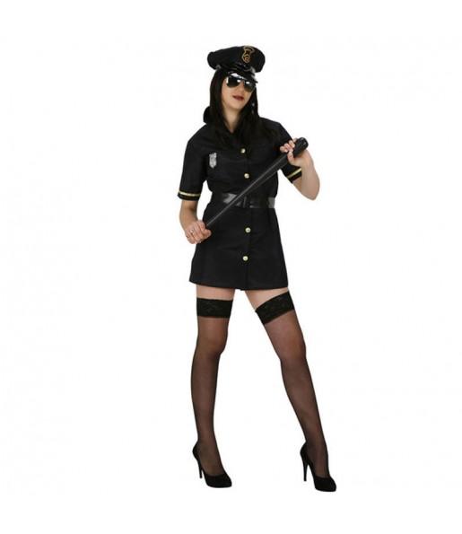 Travestimento Poliziotta sexy donna per divertirsi e fare festa