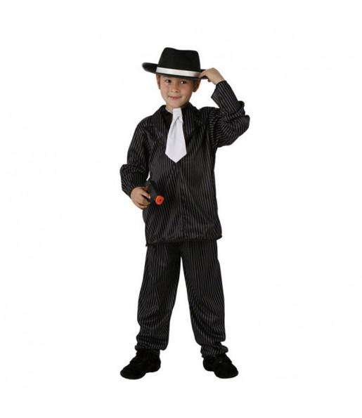 Travestimento Gangster bambino che più li piace
