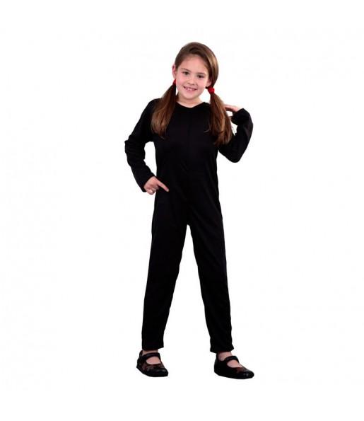 Travestimento Body colore nero bambina che più li piace