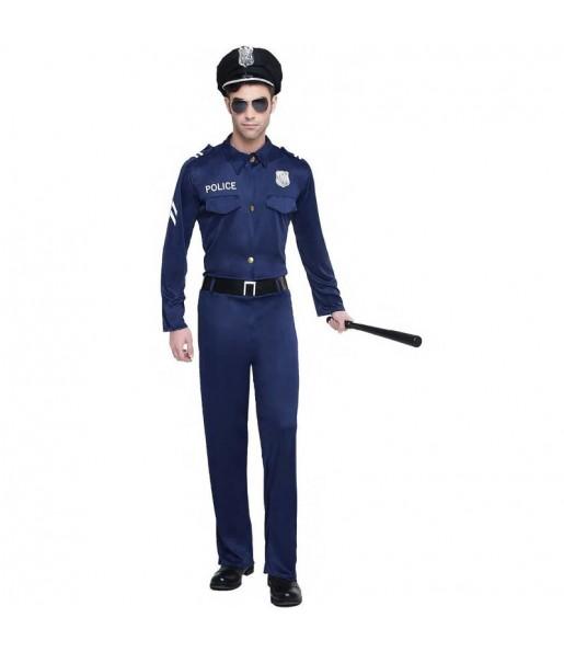 Costume da Agente di polizia per uomo