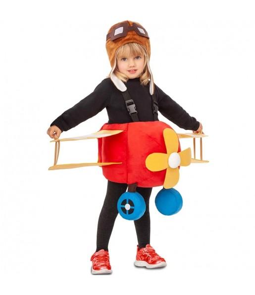 Travestimento Aeroplano con pilota bambino che più li piace