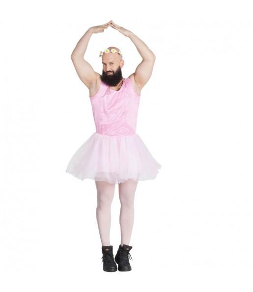 Travestimento Ballerina adulti per una serata in maschera
