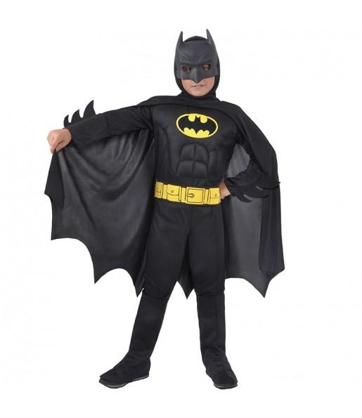 Costume da Batman muscoloso Classic per bambino