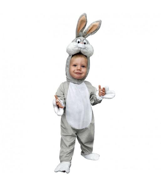Costume da Bugs Bunny per neonato