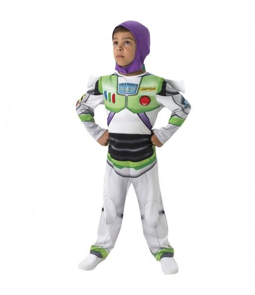 Travestimento Buzz Lightyear Toy Story bambino che più li piace