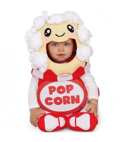 Travestimento Scatola Popcorn Balloon neonato che più li piace