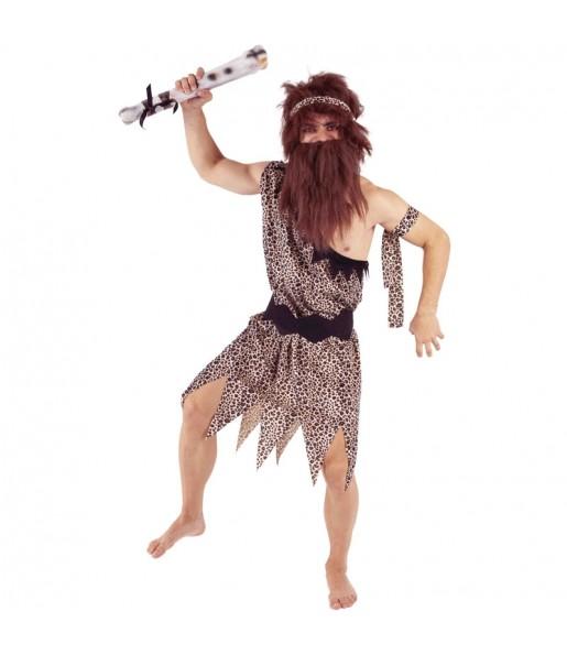 Costume da Cavernicolo economico per uomo