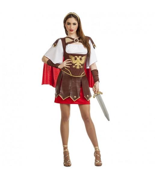 Costume da Centurione romano Aquila per donna
