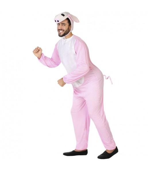 Costume da Maiale per uomo