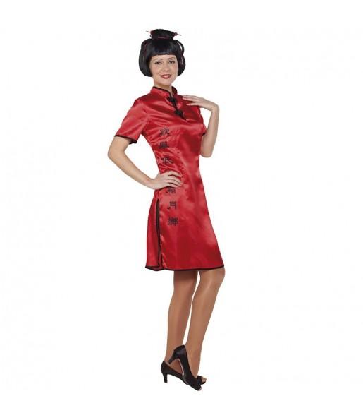 Costume da Cina Cheongsam per donna