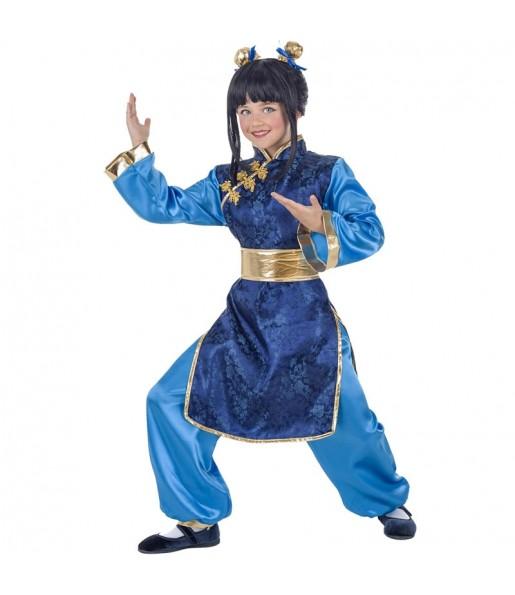 Travestimento Cinese Elegante bambina che più li piace