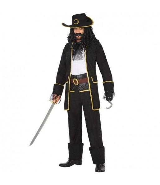 Travestimento Pirata Corsaro adulti per una serata in maschera
