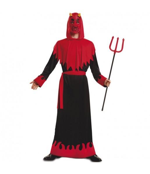 Travestimento Demone adulti per una serata ad Halloween