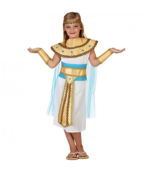 Travestimento Egiziana del Nilo bambina che più li piace