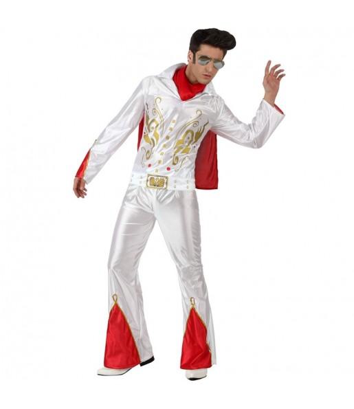 Costume da Elvis re del rock per uomo