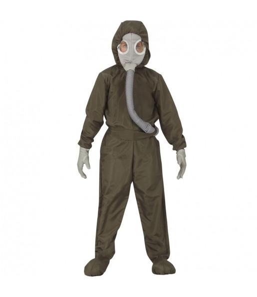 Costume da Sterminatore nucleare per bambino
