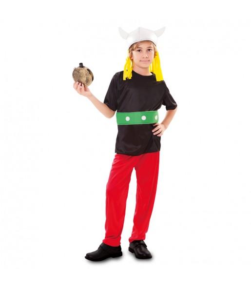 Travestimento Asterix il gallico bambino che più li piace