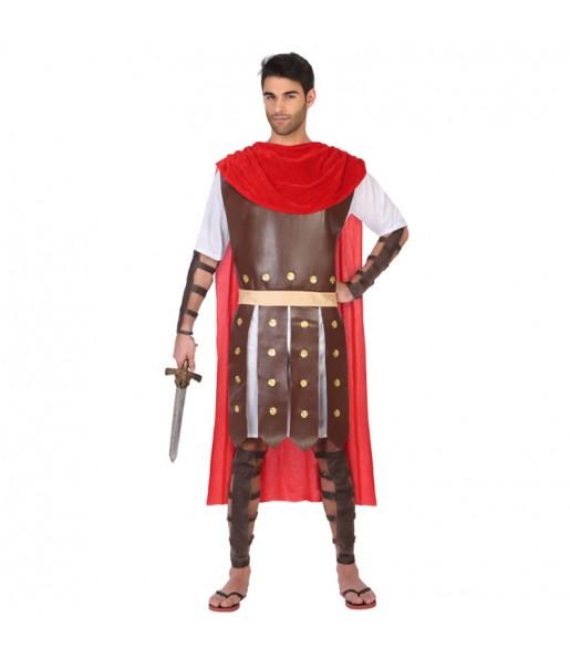 Travestimento Gladiatore Romano adulti per una serata in maschera