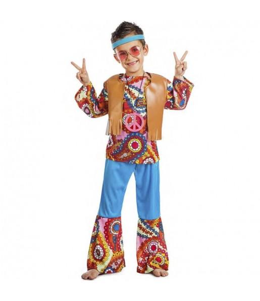 Costume da Hippie Happy per bambino