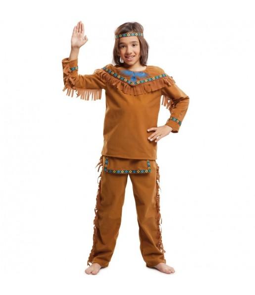 Travestimento Indiano Americano bambino che più li piace