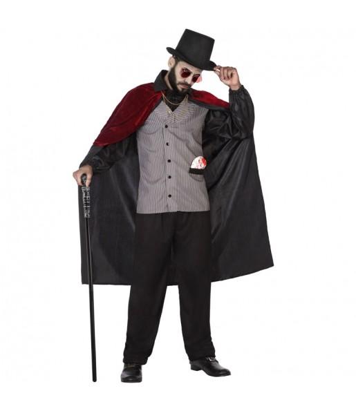 Travestimento Jack lo Squartatore adulti per una serata ad Halloween