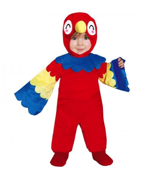 Costume da Pappagallo per neonato