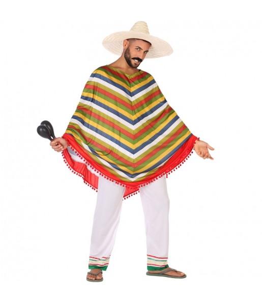 Travestimento Messicano Tijuana adulti per una serata in maschera